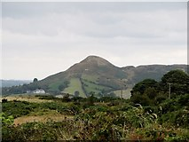 J0125 : The Sugarloaf Hill - a part of the Sturgan Mountain by Eric Jones