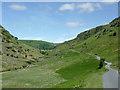SN8454 : Cwm Irfon, Powys by Roger  Kidd