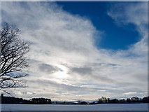 NH6454 : A lull in the snow showers on the Black Isle by Julian Paren