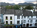NY2623 : Keswick from the Queens Hotel by David Purchase