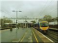 SJ8581 : Transpennine Express at Wilmslow by Stephen Craven