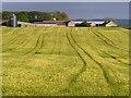 NY1241 : Farmland, Oughterside by Andrew Smith