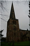 SK3739 : All Saints Church, Breadsall by Ian S
