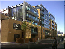 TQ3778 : Wharf Street, Deptford by Stephen Craven