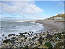 SY6873 : Chesil Cove by Mike Faherty