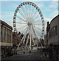 SK5739 : Old Market Square, Nottingham by David Hallam-Jones