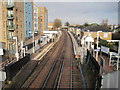 TQ2079 : South Acton railway station, Greater London by Nigel Thompson