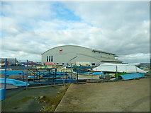 SY6874 : Portland, HM Coastguard by Mike Faherty