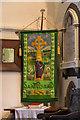 NY3307 : Interior of St Oswald's Church, Grasmere, Cumbria by Christine Matthews