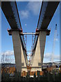 NT1178 : The Queensferry Crossing - Approach Viaduct Piers by M J Richardson