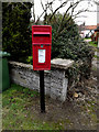 TM4759 : Estate Office Postbox by Adrian Cable