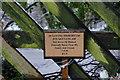 SK3057 : Memorial to Stuart Ludlam by Ian S