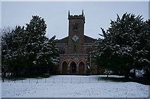 SK2957 : St Mary's Church, Cromford by Ian S