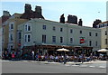 SY6878 : The Cactus Tea Rooms & Bistro, Weymouth by Jaggery