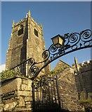 SX1867 : Overthrow, St Anietus church, St Neot by Derek Harper