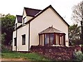 SO5219 : Former Methodist Chapel at Llangrove by paul wood