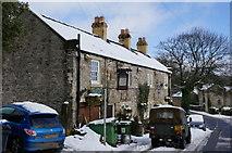 SK1971 : The Packhorse Inn, Little Longstone by Ian S