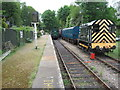 TR2548 : Shepherdswell EKR railway station, Kent by Nigel Thompson