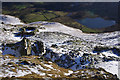 NY3004 : Old quarry workings, Lingmoor Fell by Ian Taylor