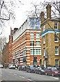 TQ3182 : Nos 20–26 Rosebery Avenue, Clerkenwell by Julian Osley