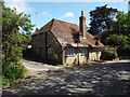 TV4899 : Lambs Cottage, Firle Road, Seaford by Robin Stott