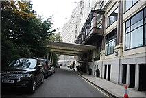 TQ3080 : Savoy Place by N Chadwick