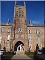 SD4961 : North Annex, Lancaster Moor Hospital by Michael Graham