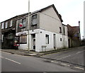 SO0002 : Boarded-up corner shop sold at auction, Aberdare by Jaggery