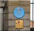 SD9500 : Blue plaque: William Thomas Forshaw V.C. by Gerald England