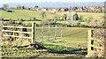 J3669 : Field gate, Lisnabreeny, Belfast - February 2015(2) by Albert Bridge
