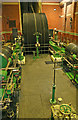 SD5705 : Trencherfield Mill engine, Wigan by Chris Allen