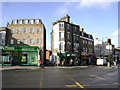 TQ3276 : Entry to Milkwell Yard, junction of Denmark Hill and Coldharbour Lane, Camberwell by Robin Stott