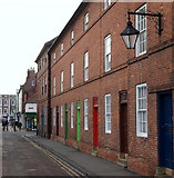 SK7954 : Wilson Street, Newark, Notts. by David Hallam-Jones