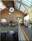 SK7953 : The Buttermarket, Middle Gate, Newark, Notts. by David Hallam-Jones
