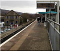 SO0002 : Waiting for the train at Aberdare railway station by Jaggery