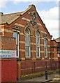 TQ1580 : Former postal sorting office, Hanwell by Jim Osley