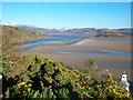 SH5836 : Afon Dwyryd Estuary at Portmeirion by Jeff Buck
