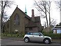 TQ2862 : St Patrick's church, Wallington: east end by Stephen Craven