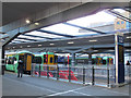 TQ3280 : London Bridge station: new platforms 12 to 15 by Stephen Craven