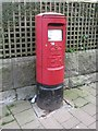 SD2274 : Post box, Dalton-in-Furness by Graham Robson