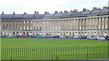 ST7465 : Royal Crescent, Bath by Jonathan Billinger