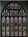 TF0207 : West window, All Saints' church, Stamford by Julian P Guffogg
