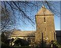 SX2358 : Church of St Cuby, Duloe by Derek Harper