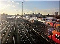 TQ2775 : Marshalling yards, Clapham Junction by Derek Harper