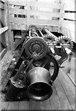 SJ6775 : Lion Salt Works - steam winch by Chris Allen