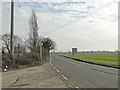 TM1588 : Station Road Tivetshall on the east side of the line by Adrian S Pye
