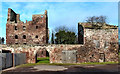 NT4677 : Redhouse Castle and Doocot by Mary and Angus Hogg
