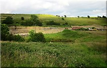 SE1028 : Near Bowl Shaw Clough by Derek Harper
