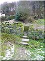SE0822 : Stile on Elland FP01 by Humphrey Bolton