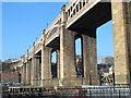 NZ2563 : The High Level Bridge by Mike Quinn